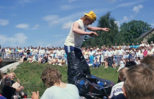 Boegsprietlopen 1987